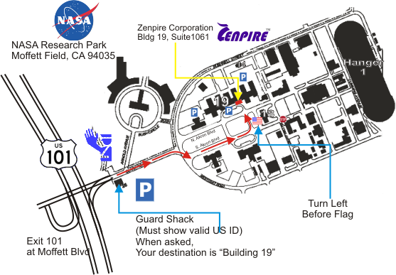 NASA Campus Map Building - Pics about space